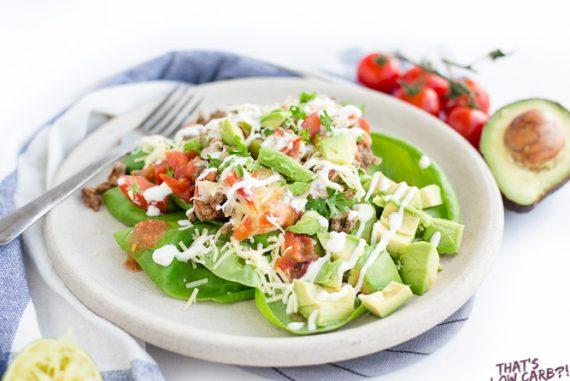 Low Carb Taco Salad Recipe
