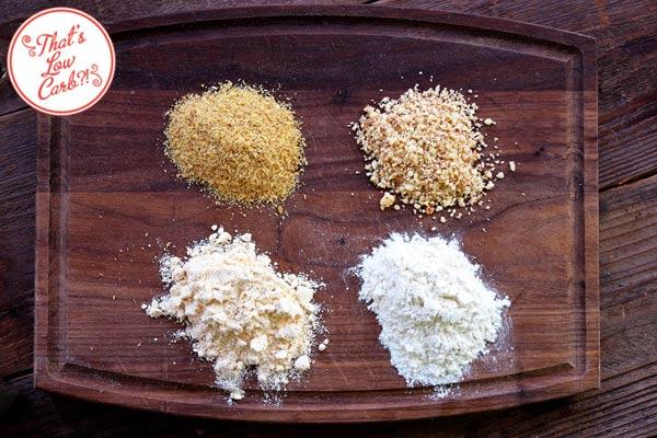Low Carb Baking Mix Recipe