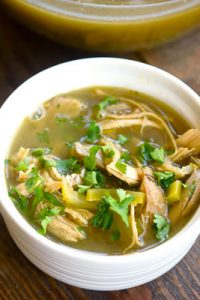 Low Carb Chicken Soup Recipe