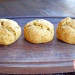 Low Carb Garlic Rosemary Biscuit Rolls Recipe