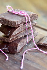 Low Carb Chocolate Bars Recipe