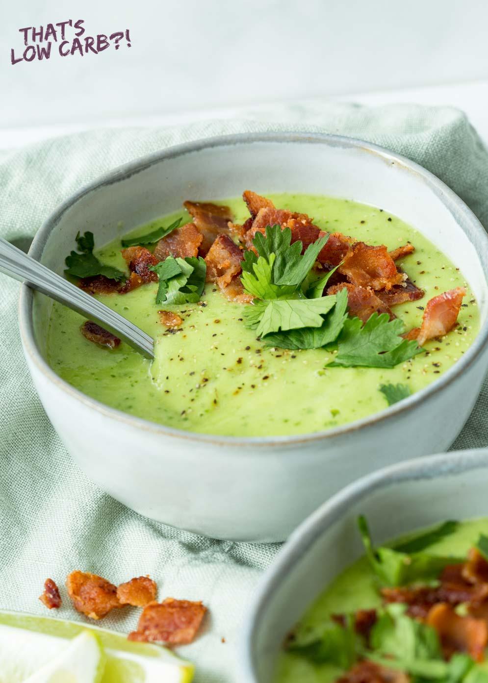 Bacon Avocado Soup Recipe