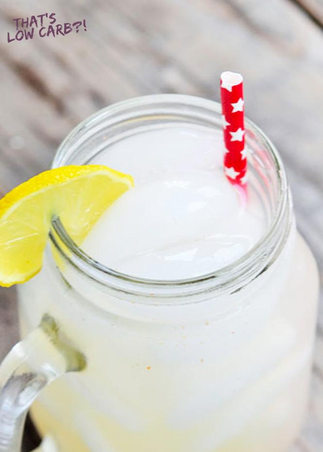 Keto Low Carb Lemonade Recipe