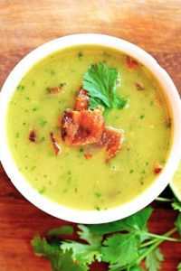 Low Carb Bacon Avocado Soup Recipe