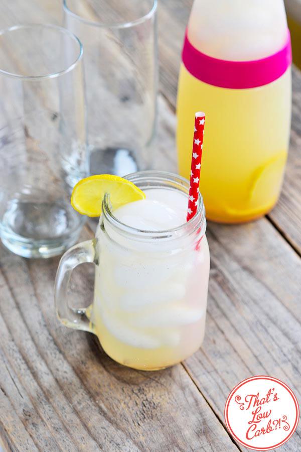 Low Carb Lemonade Recipe