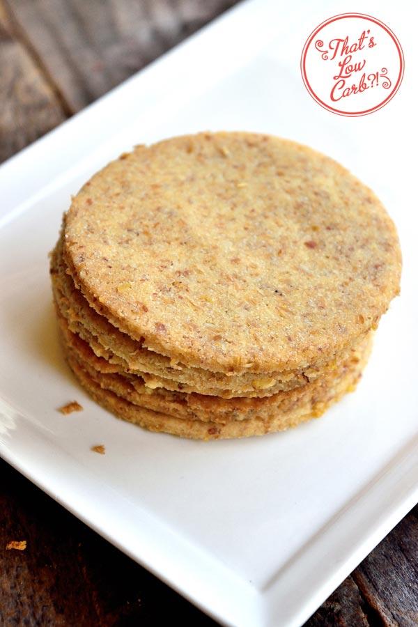 Low Carb Sugar Cookies Recipe