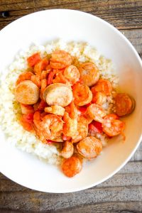 Low Carb Shrimp Jambalaya Recipe