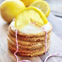 Low Carb Lemon Cookies Recipe