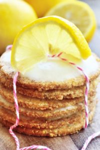 Low Carb Lemon Cookies Recipe