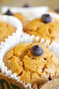 Low Carb Chocolate Chip Peanut Butter Mini Muffins Recipe