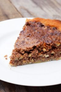 Low Carb Pecan Pie Recipe