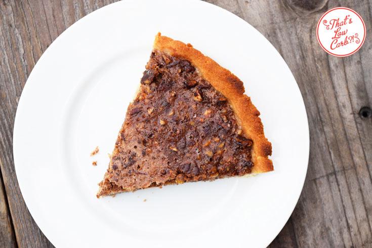 Low Carb Pecan Pie Recipe Ready To Eat