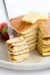 The Best Keto Pancakes Recipe