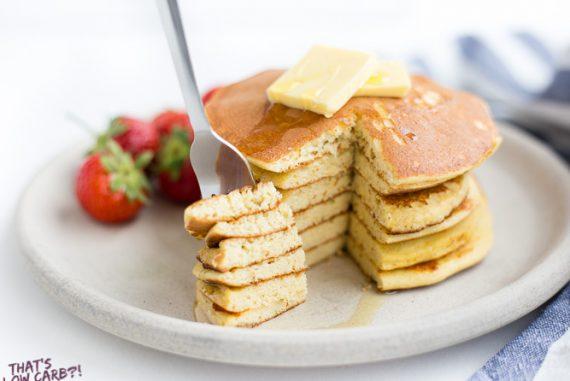 The Best Keto Pancakes Recipe