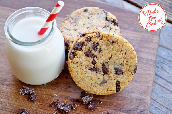 Low Carb Chocolate Chip Cookies Recipe