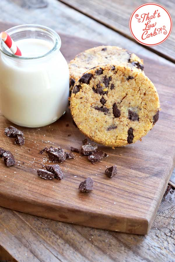 Strange Low Carb Chocolate Chip Cookies Recipe That39S Low Carb Easy Diy Christmas Decorations Tissureus