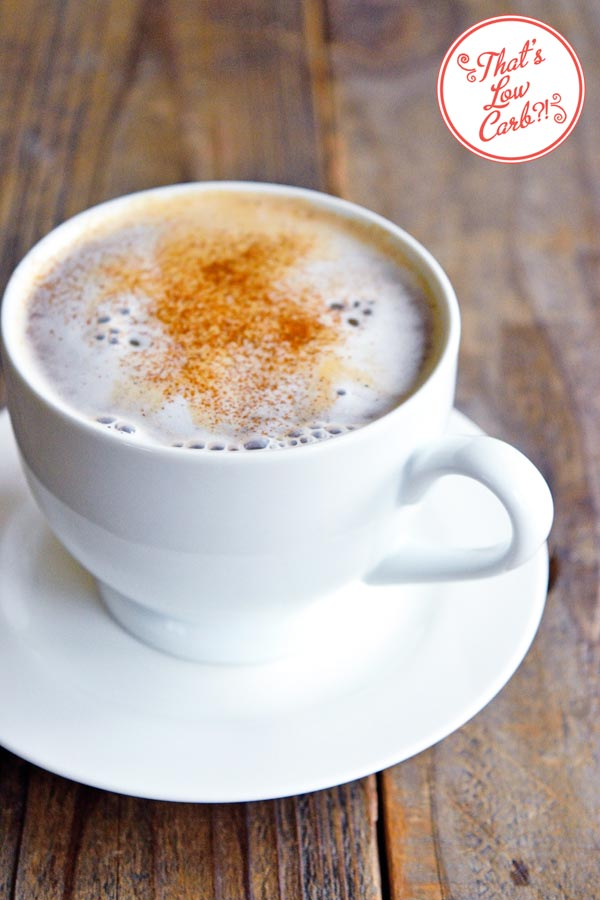 Low Carb (Keto) Pumpkin Spice Latte Recipe
