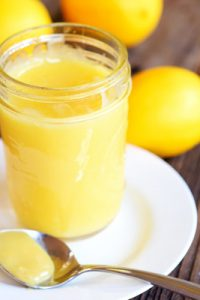 Low Carb Lemon Curd Recipe (Dairy Free!)