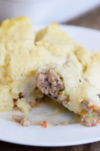 Low Carb Sheperd's Pie Recipe