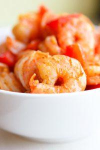 Low Carb Southwestern Shrimp Recipe