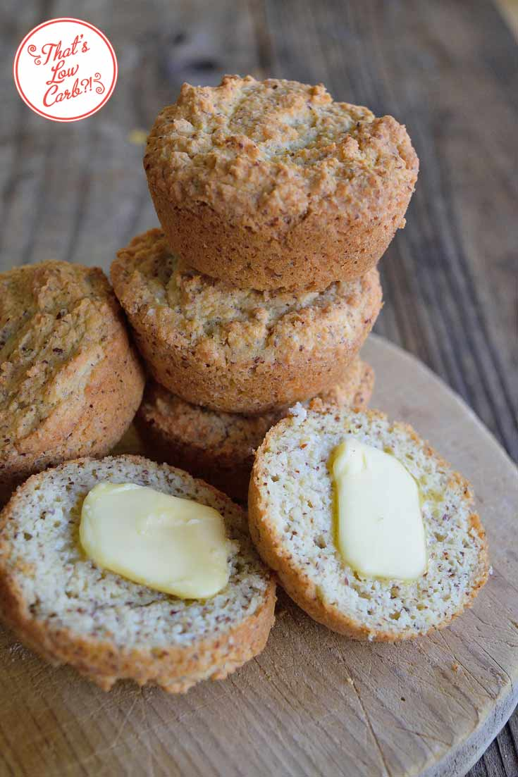 ow Carb Cornbread Muffins Recipe