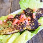 Low Carb Chicken And Veggie Patties Recipe