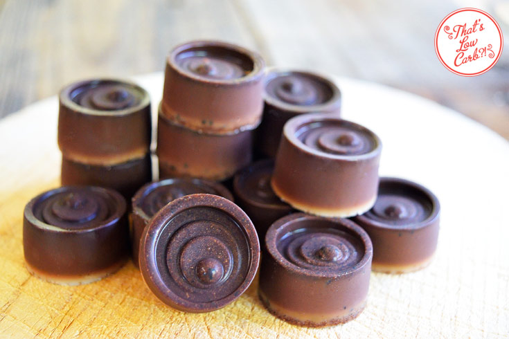 Low Carb Cocoa Melts Recipe