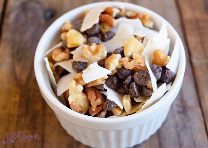 Low Carb Party Mix Recipe Low Carb Recipes From That S Low Carb