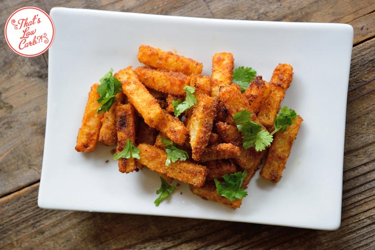 Low Carb Mexican Fries Recipe