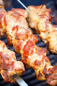 Low Carb Summer Barbecue Recipe Roundup