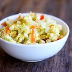 Low Carb Egg Fried (Cauli) Rice Recipe
