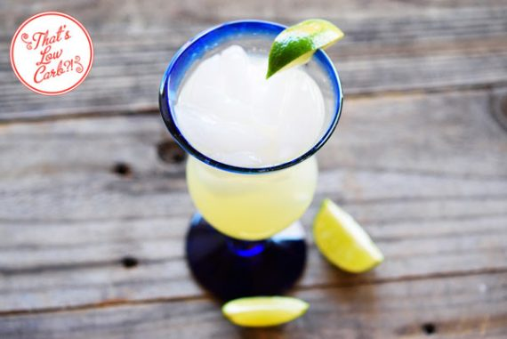 Low Carb Margaritas Recipe