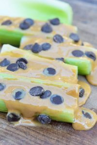 Low Carb Ants On A Log Recipe