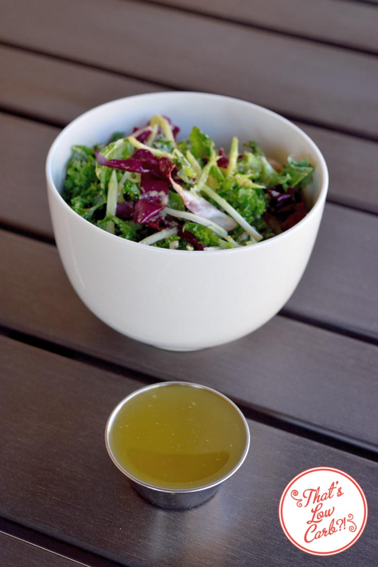 Low Carb Ceasar Dressing Recipe