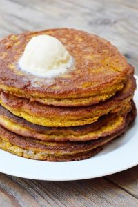 Low Carb Pumpkin Hotcakes Recipe