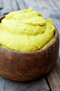 Low Carb Avocado Curry Dip Recicpe