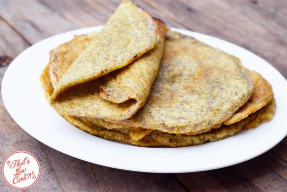 Low Carb Tortillas Recipe