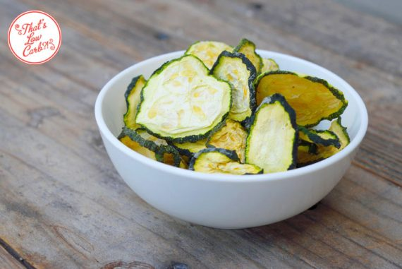 Low Carb Zucchini Chips And How To Make Them