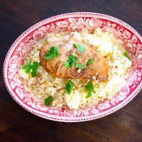 Low Carb Instant Pot Chicken Biryani Recipe