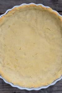 Low Carb Pie Crust Recipe