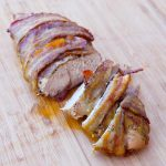 Low Carb Bacon Wrapped Turkey Breast Recipe