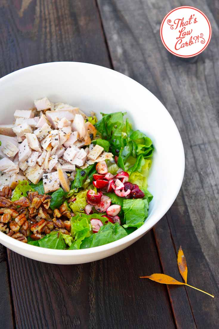 Low Carb Thanksgiving Leftover Buddha Bowl Recipe For Lunch Or Dinner