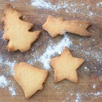 Low Carb Cut Out Cookies Recipe