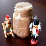 Low Carb German Gingerbread Hot Chocolate Recipe