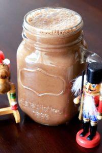 Low Carb German Gingerbread Hot Chocolate Recipe