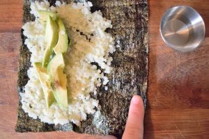 Low Carb Avocado Rolls Recipe