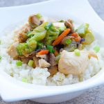 Low Carb Teriyaki Chicken Stir Fry Recipe