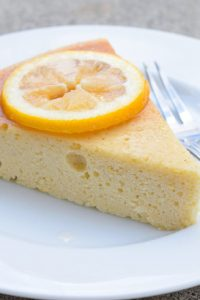 Low Carb Lemon Cake Recipe