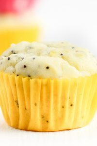 Low Carb Lemon Poppy Seed Muffins Recipe