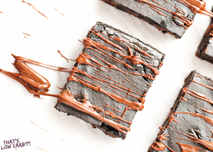 Keto Brownies Recipe Flourless Low Carb Brownies